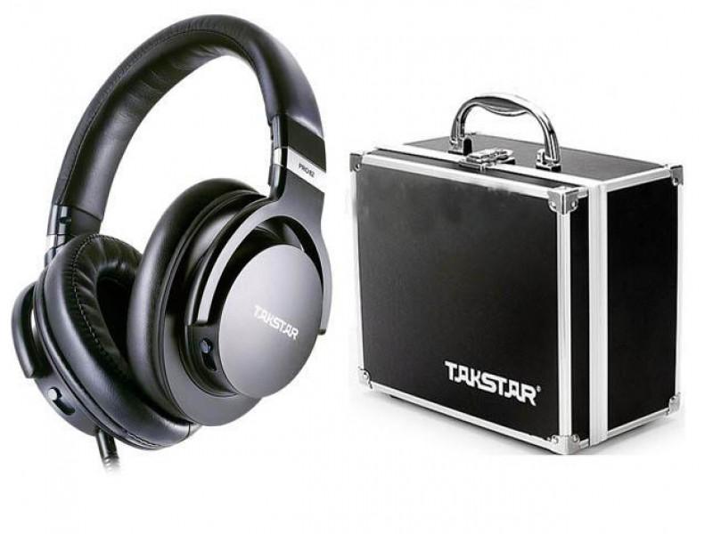 71f444c44d3 Nói đến hãng Takstar chúng ta đều biến đến mảng âm thanh phòng thu , kiểm  âm - và đặc biệt hơn là hãng vừa ra mắt phiên bản tai nghe kiểm ...