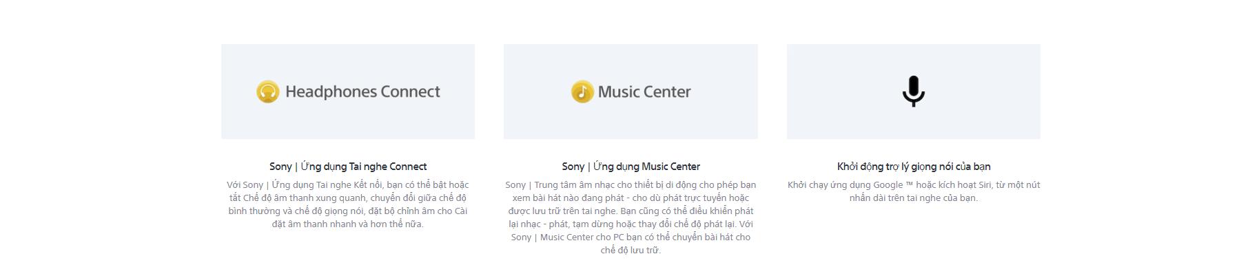 Tai nghe True Wireless Sony WF-SP900