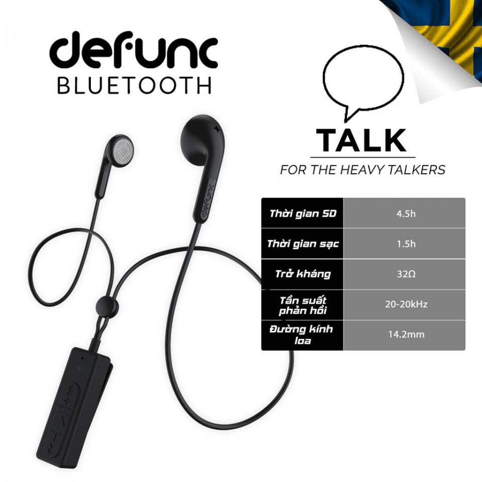Defunc Basic Talk Bluetooth