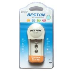 Bô sạc pin Beston đa năng (AA, AAA, 9V)