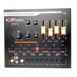 Soundcard thu âm AQTA V11
