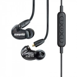 Shure SE215 UNI-A With Mic