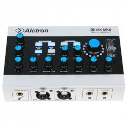 Sound Card Alctron U16K MKII