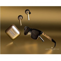 Skullcandy Indy Truly Wireless (DOPE Gold Limited Edition)