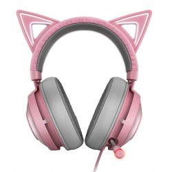 Tai nghe Razer Kraken Kitty Chroma Quartz