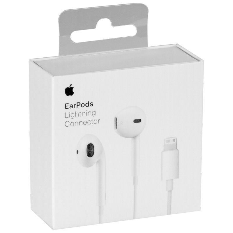 Tai nghe iphone Apple Earpods MMTN2AM/A (Cổng Lightning)