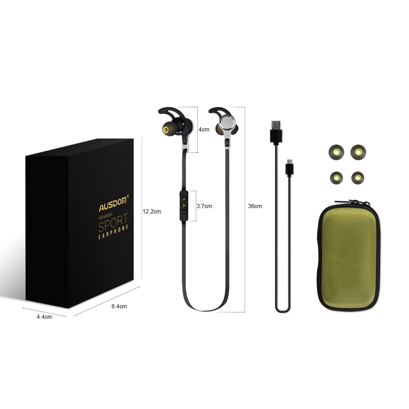 Ausdom SM199 Wireless