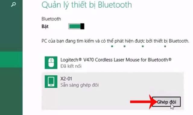 2205 ket noi loa bluetooth voi laptop win8 4