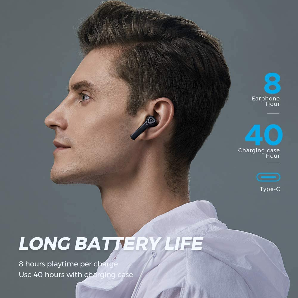 Tai nghe SoundPeats TrueCapsule 2 True Wireless | Songlongmedia